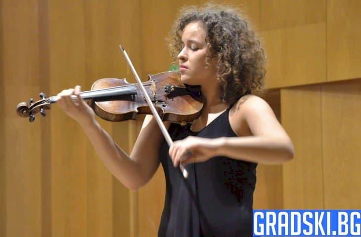 """Започна 44-ият конкурс за цигулари """"Проф. Недялка Симеонова"""""""