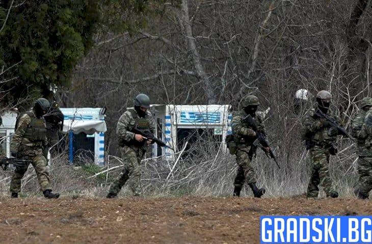 Как гърците помагат на полицията в борбата срещу нелегалните мигранти