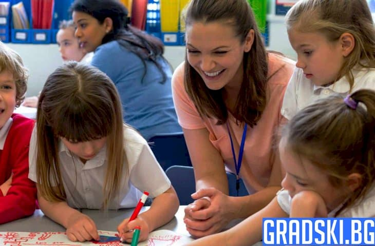 Помощ на деца при адаптация в детската градина