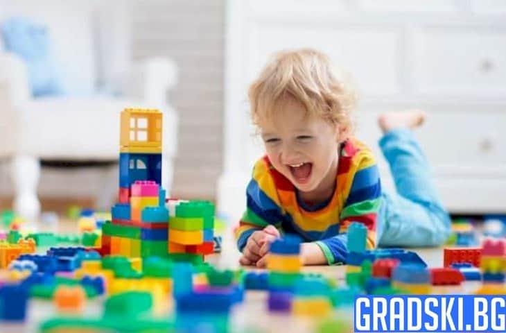 Как да ангажирате вниманието на децата, докато не са на градина