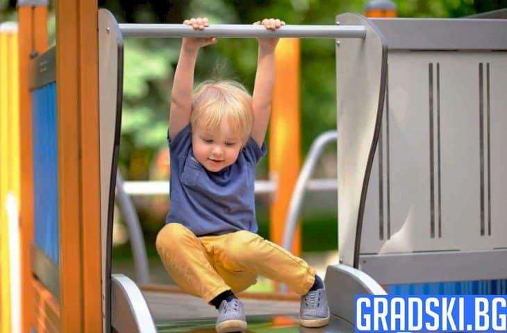 Сигурност на детските площадки