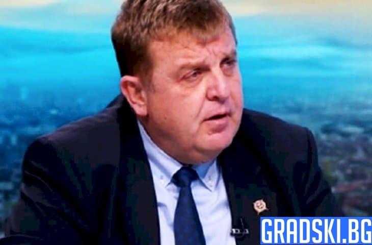 Каракачанов и мнението му за мерките в държавата.