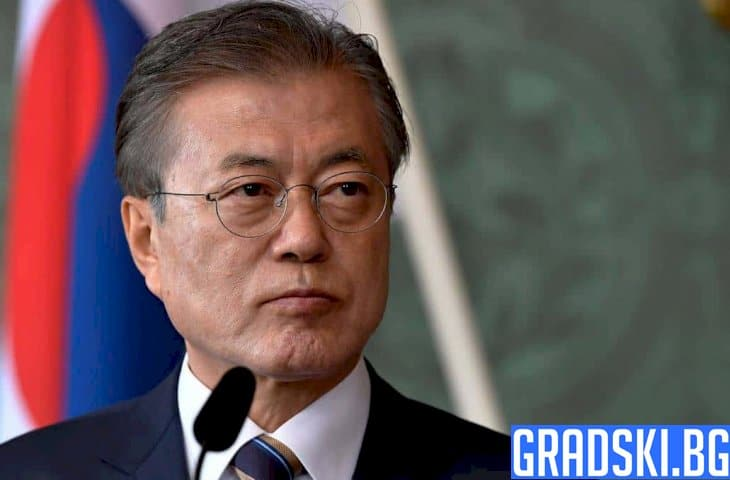 За подобрение в отношенията със Северна Корея, призова Мун Дже-ин