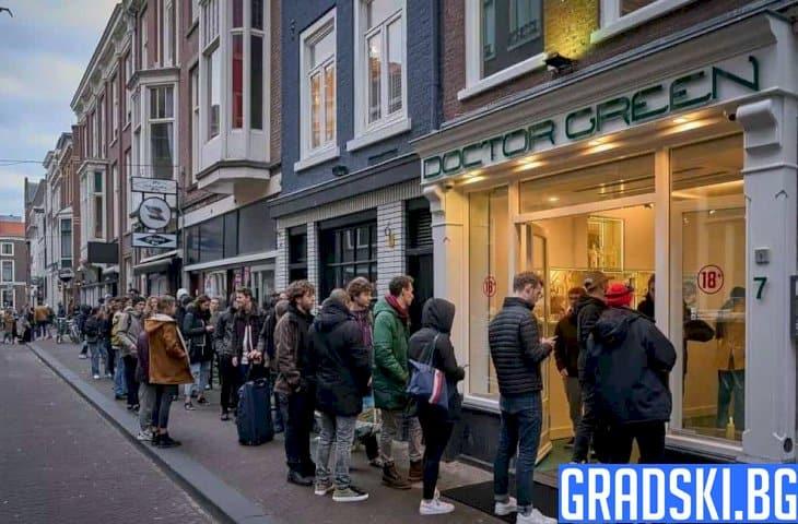 Мерките в Нидерландия срещу коронавируса