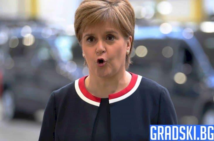 Шотландия върви към независимост, заяви Никола Стърджън