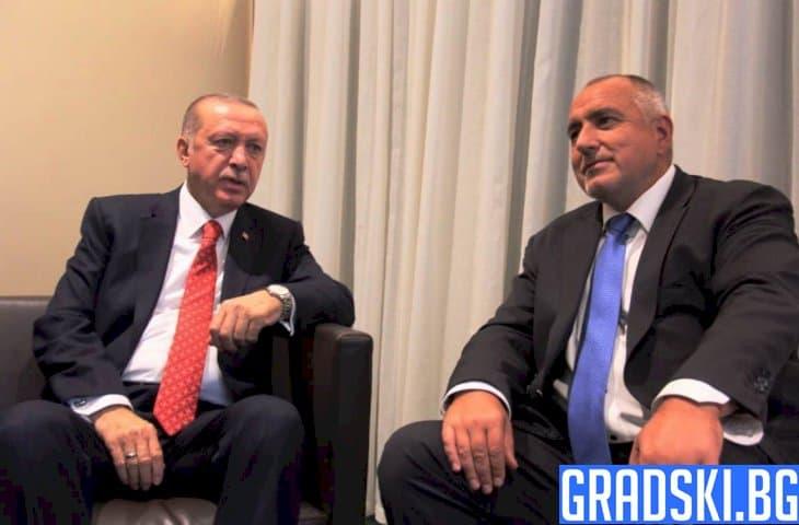 Далаверите на Ердоган и Борисов