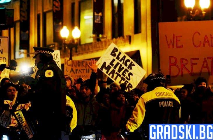 Полицията в Минеаполис с крайни мерки срещу демонстрантите