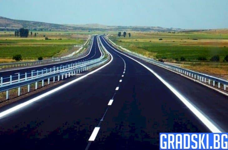 Стар калдъръм магистрала става