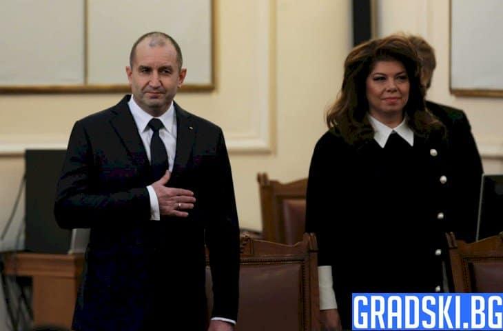Кандидатурата на Румен Радев предизвика коментари