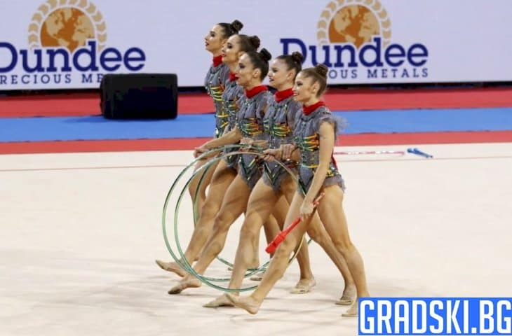 Ето как се представиха гимнастичките ни пред света