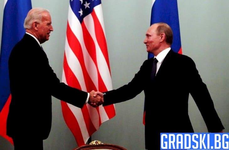 Какво си казаха Путин и Байдън на първата си среща