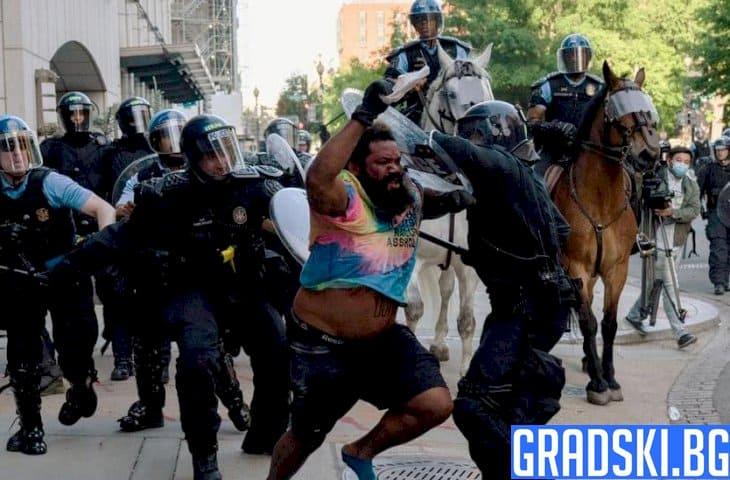 Победата на Байдън - омърсена с протест