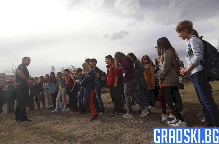 МОН запознава ученици от София с метеорологията