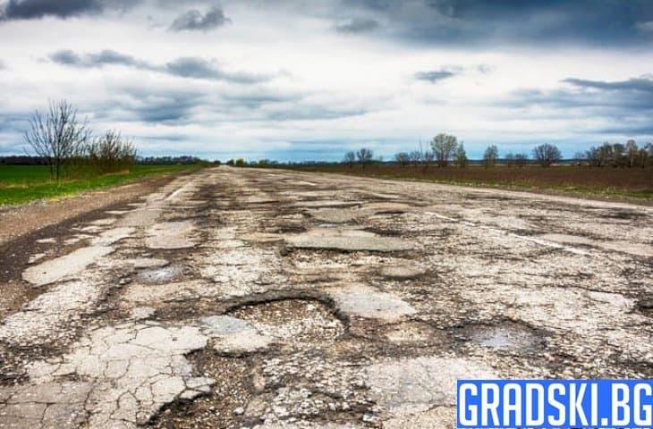 В какво състояние са пътищата на България