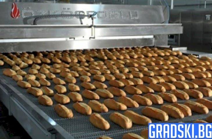 Участвал ли е заразеният от Мелница в производството на хляб?